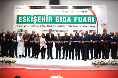 Second Food Faır in the Eskişehir Faır Center