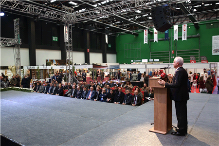 THE SECOND FAIR OF THE YEAR OPENED AT ESKİŞEHİR FAIR AND CONGRESS CENTER