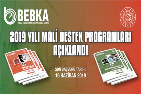 BEBKA'DAN 2019 PROJE TEKLİF ÇAĞRISI