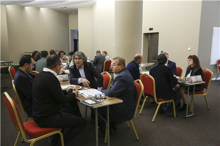 BULGAR BUSINESS DELEGATION GATHERED WITH 115 COMPANIES