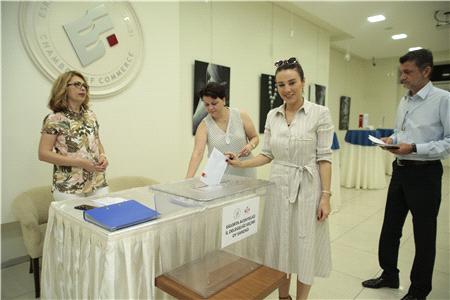 SİGORTA ACENTELİĞİ İL DELEGELERİ ETO'DA SEÇİLDİ